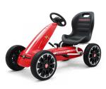 Milly Mally Gokart na pedały Abarth Red