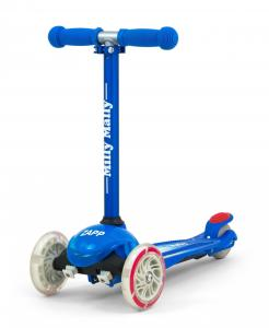 Milly Mally Scooter Zapp Deep Blue